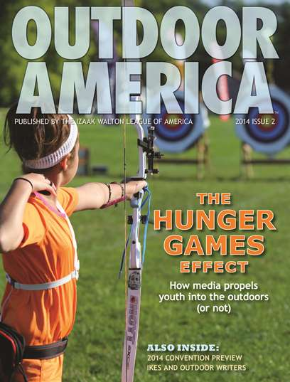 Outdoor America Spring 2014 (Issue 2) cover