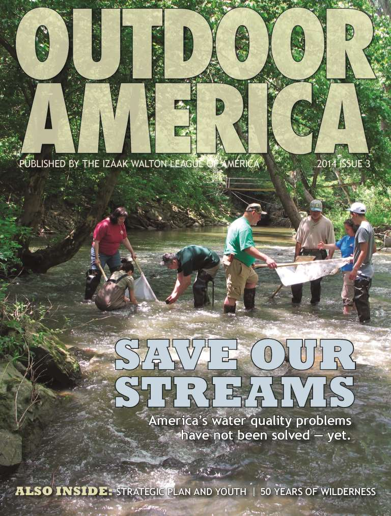 Outdoor America Summer 2014 cover