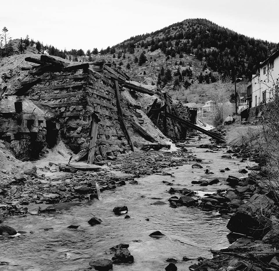 Gold Mine Tailings (historic)_Black Hawk CO_credit Library of Congress