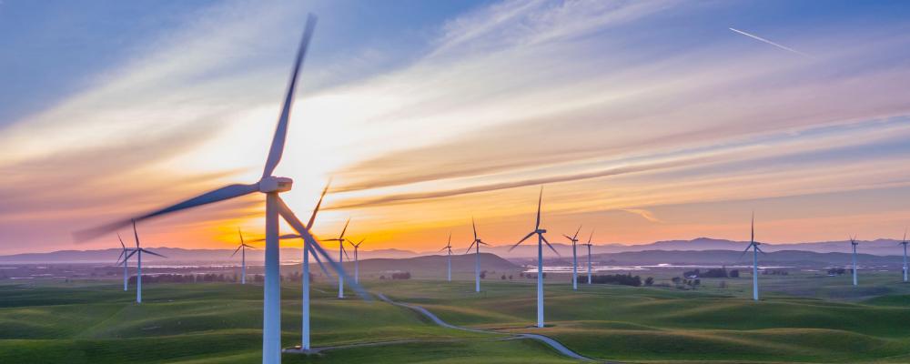 Wind farm - credit RawFilm