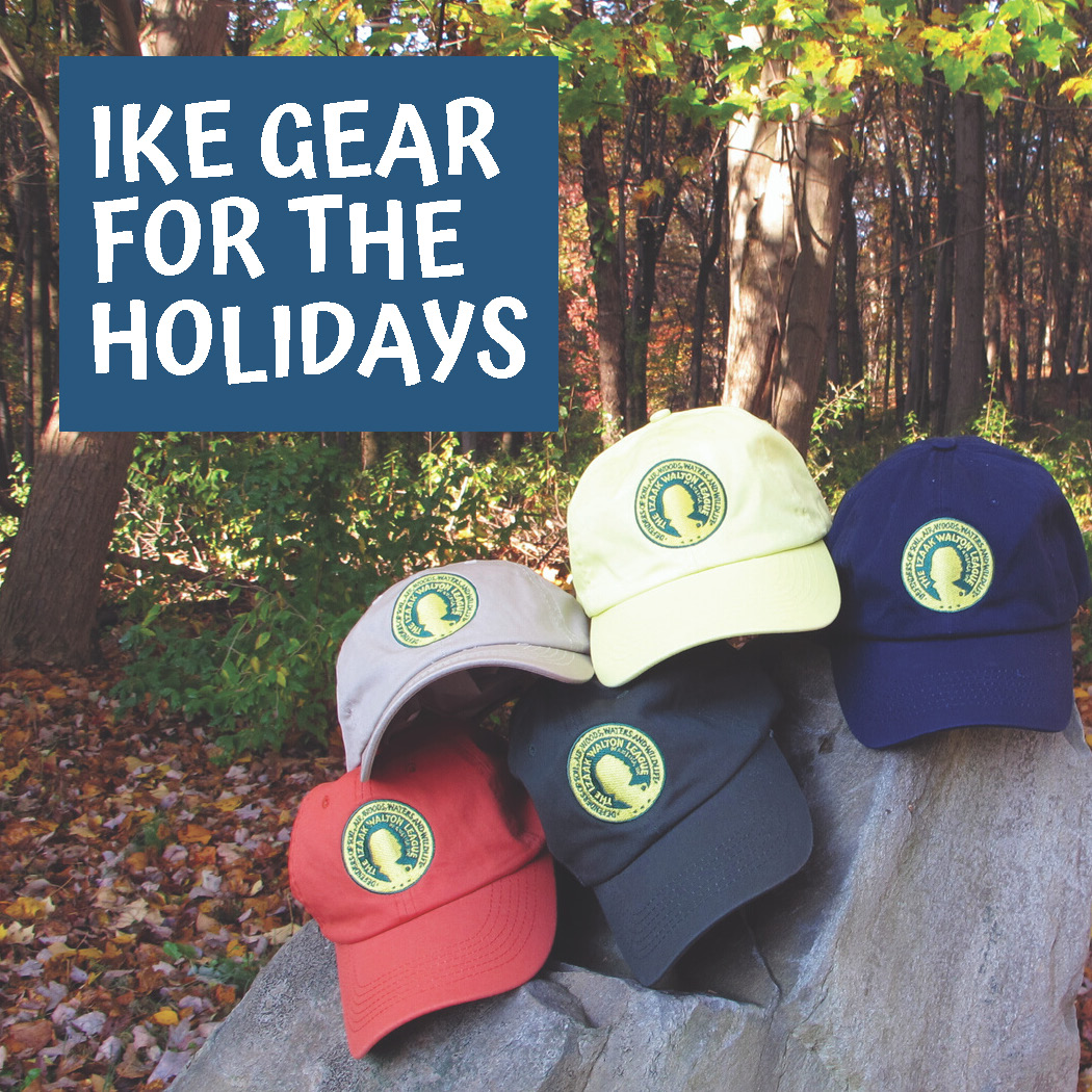 Ike gear for the holidays