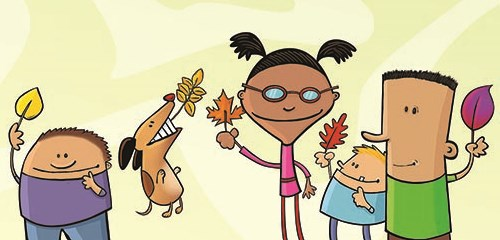 Youth Activity: Leaf Matching_500x240